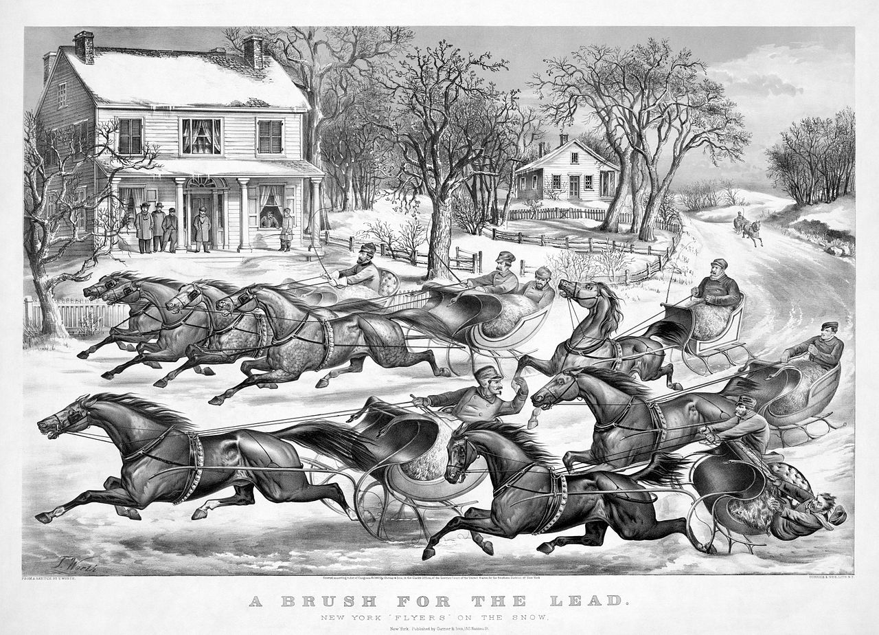 The Legacy of Currier & Ives: Shaping the American Spirit Exhibit