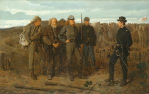"Image of Winslow Homer, ""Prisoners from the Front"" (1866)"