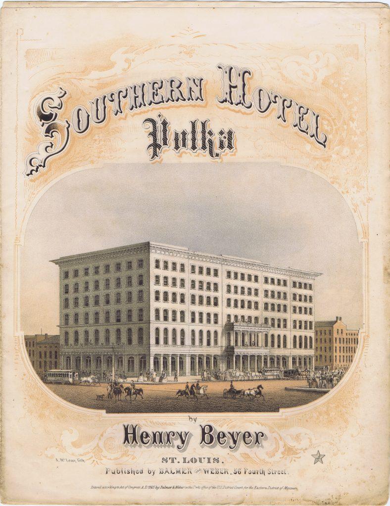 Southern Hotel Polka