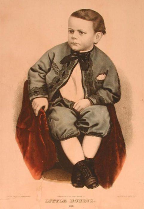 Kellogg & Bulkeley, Little Bobbie [Lithograph, 1867].