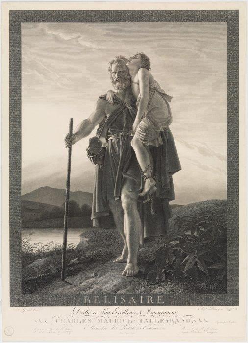 Auguste Desnoyers, Belisarius
